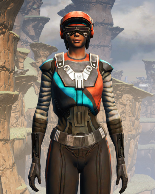 GSI Infiltration Armor Set Preview from Star Wars: The Old Republic.