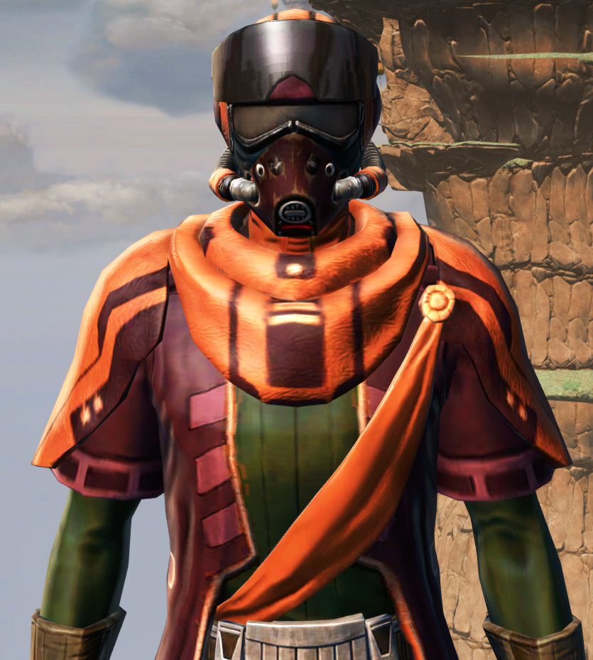 Gunslinger Elite Armor Set from Star Wars: The Old Republic.