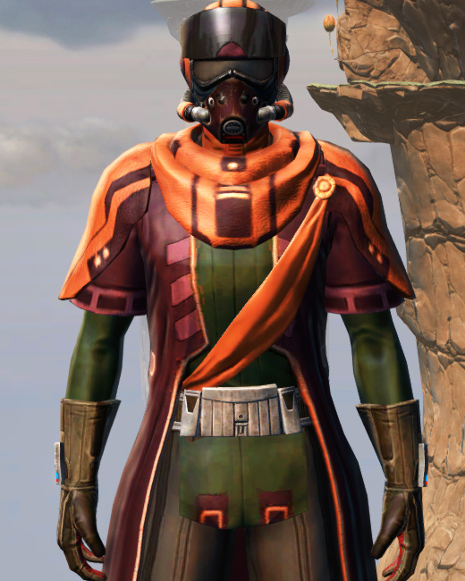 Gunslinger Elite Armor Set Preview from Star Wars: The Old Republic.
