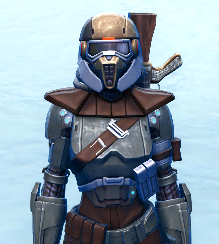 Holoshield Trooper Armor Set from Star Wars: The Old Republic.
