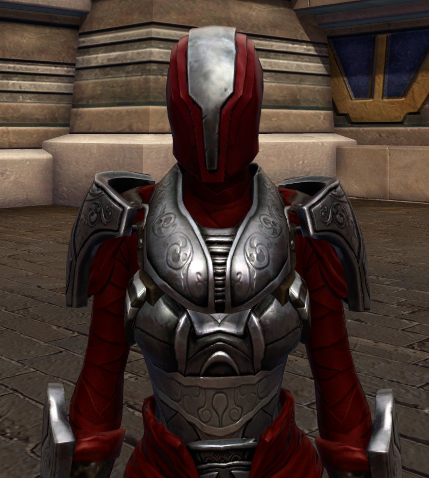 Hunter Killer Armor Set from Star Wars: The Old Republic.