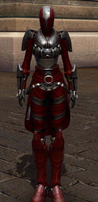 Hunter Killer Armor Set Outfit from Star Wars: The Old Republic.
