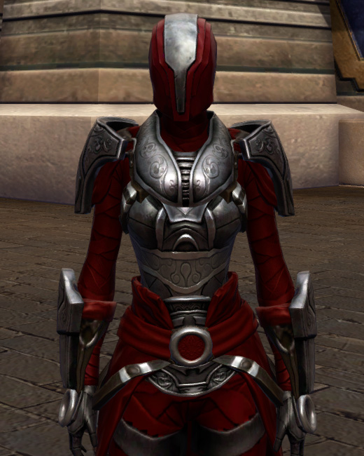 Hunter Killer Armor Set Preview from Star Wars: The Old Republic.