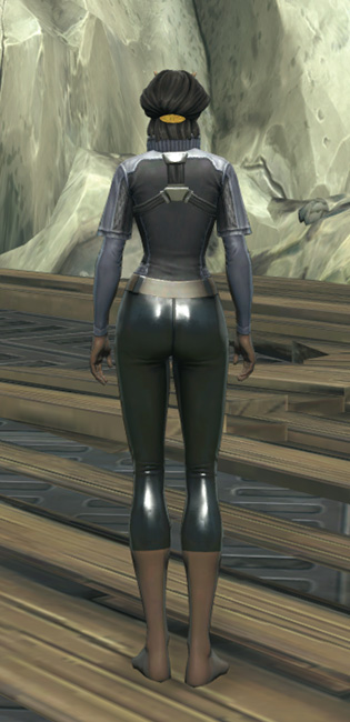 Imperial Practice Jersey Armor Set player-view from Star Wars: The Old Republic.