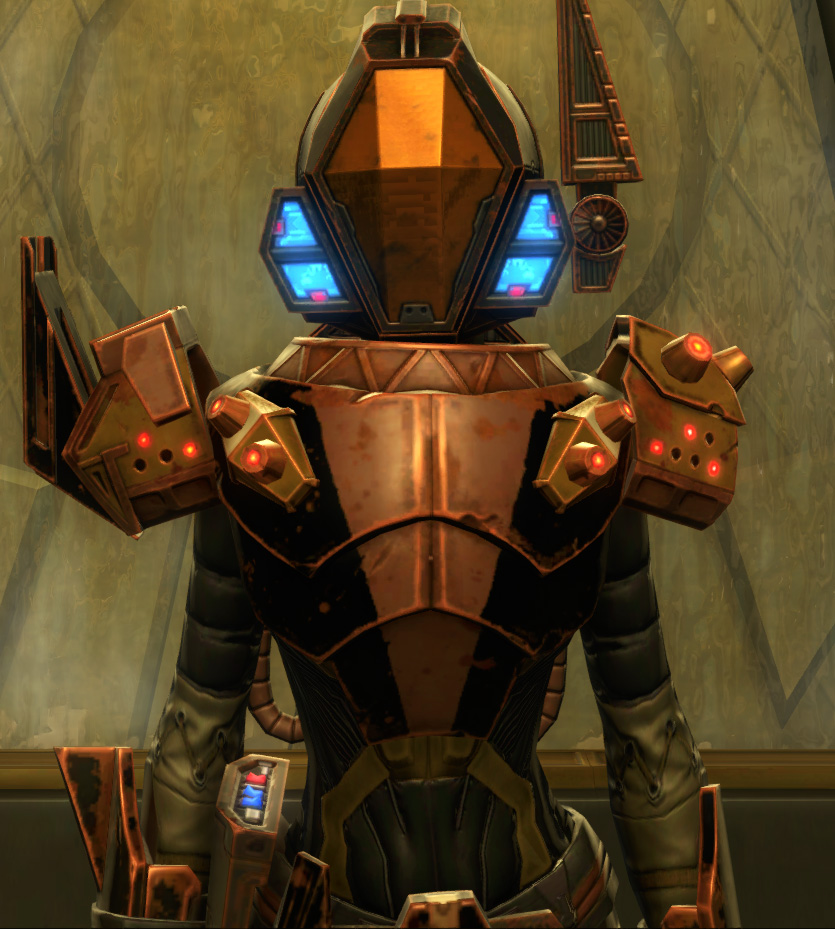 Iokath MK-5 Supercommando Armor Set from Star Wars: The Old Republic.