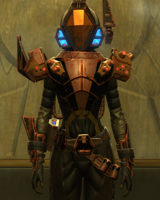 Iokath MK-5 Supercommando Armor Set Preview from Star Wars: The Old Republic.