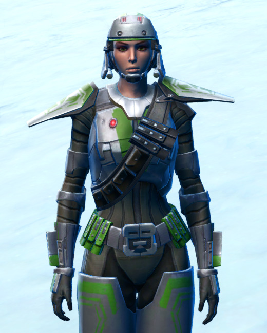 Ironclad Soldier Armor Set Preview from Star Wars: The Old Republic.