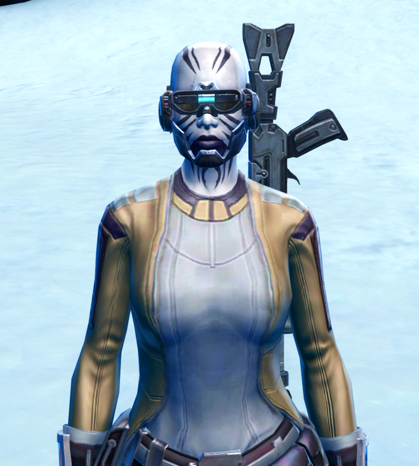 Laminoid Battle Armor Set from Star Wars: The Old Republic.