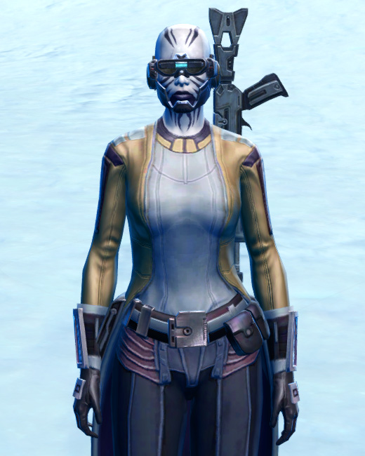 Laminoid Battle Armor Set Preview from Star Wars: The Old Republic.