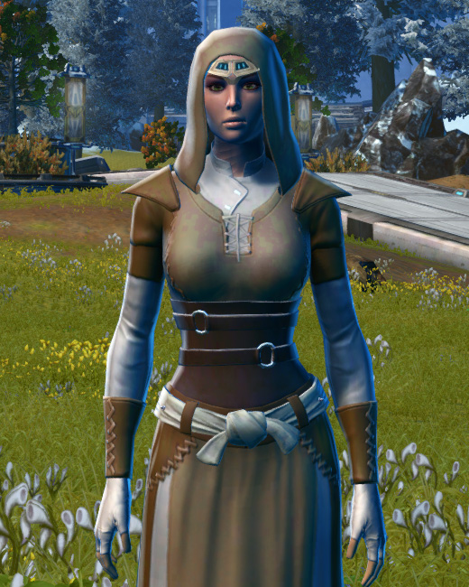 Light Devotee Armor Set Preview from Star Wars: The Old Republic.