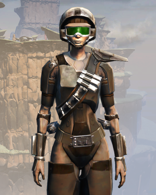 MA-44 Combat Armor Set Preview from Star Wars: The Old Republic.