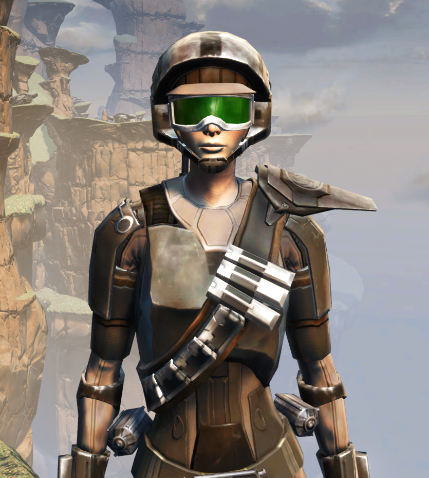 MA-44 Combat Armor Set from Star Wars: The Old Republic.