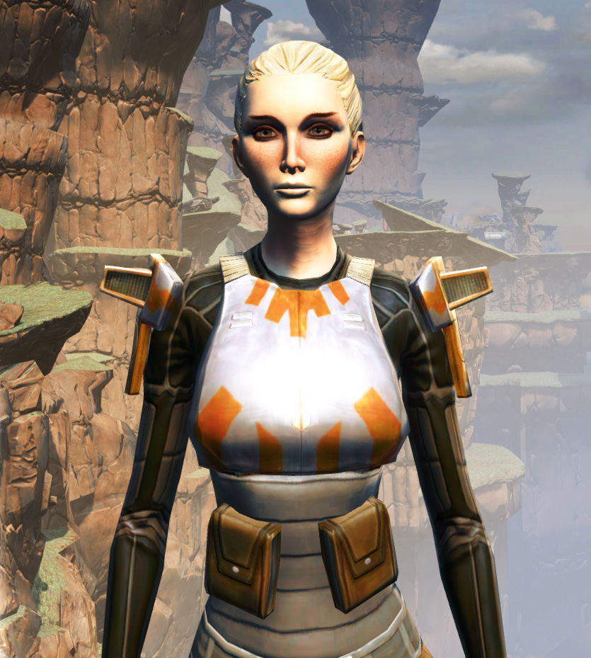 MA-52 Med-Tech Chestplate Armor Set from Star Wars: The Old Republic.