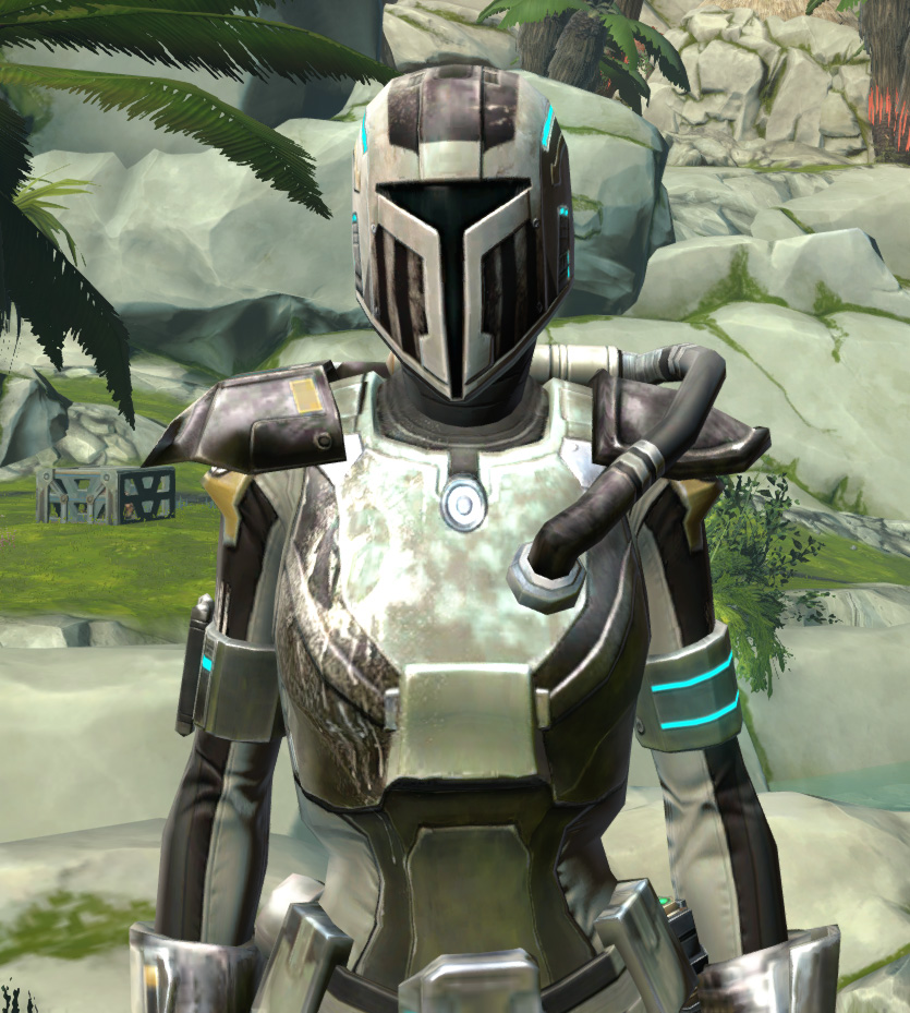 Mandalorian Seeker Armor Set from Star Wars: The Old Republic.