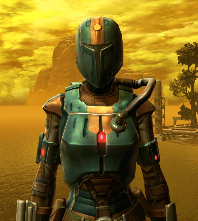 Mercenary Elite Armor Set from Star Wars: The Old Republic.
