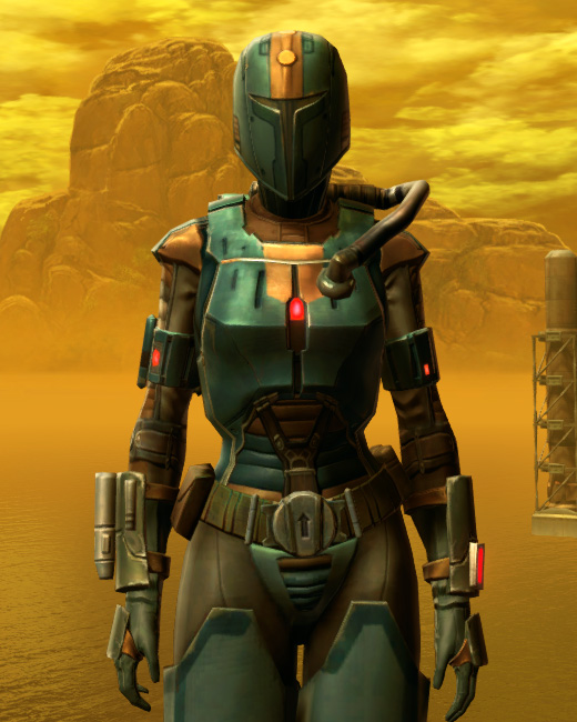 Mercenary Elite Armor Set Preview from Star Wars: The Old Republic.