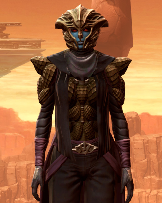 Orbalisk Armor Set Preview from Star Wars: The Old Republic.