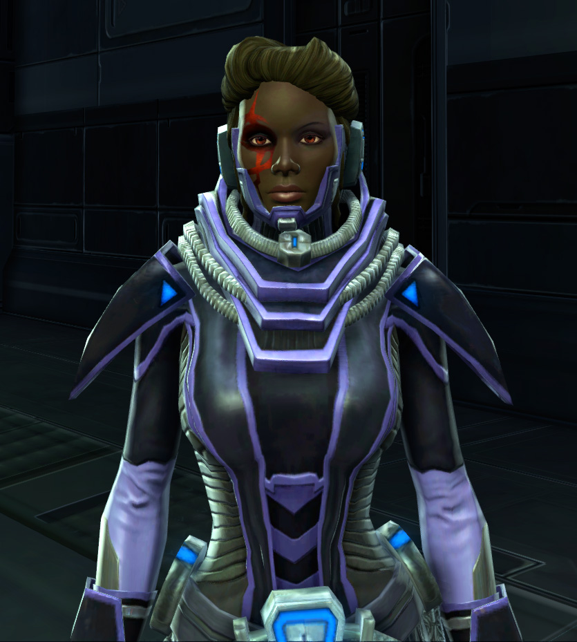 Overloaded Interrogator Armor Set from Star Wars: The Old Republic.