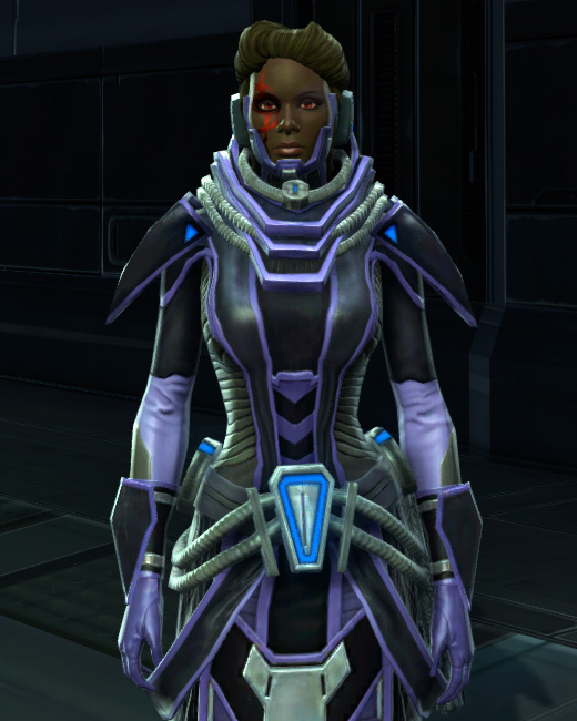 Overloaded Interrogator Armor Set Preview from Star Wars: The Old Republic.