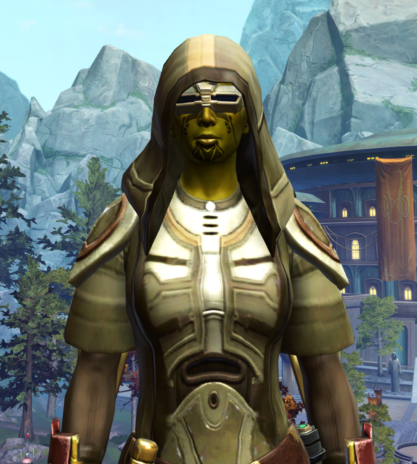 Peacekeeper Elite Armor Set from Star Wars: The Old Republic.