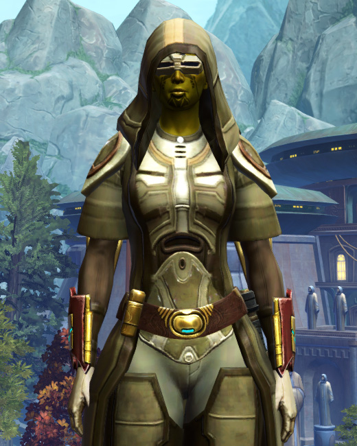 Peacekeeper Elite Armor Set Preview from Star Wars: The Old Republic.