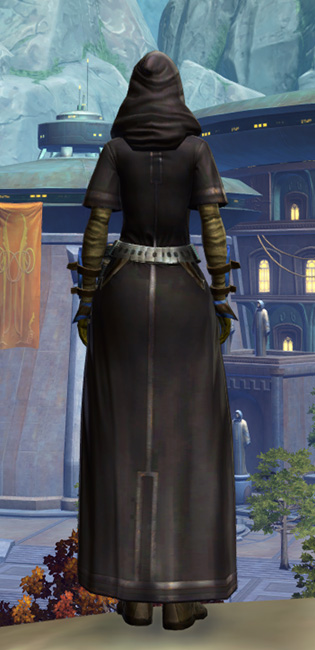 Peacekeeper Armor Set player-view from Star Wars: The Old Republic.