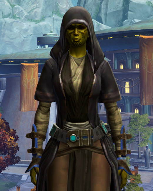 Peacekeeper Armor Set Preview from Star Wars: The Old Republic.
