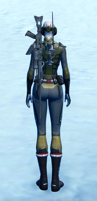 Plasteel Battle Armor Set player-view from Star Wars: The Old Republic.