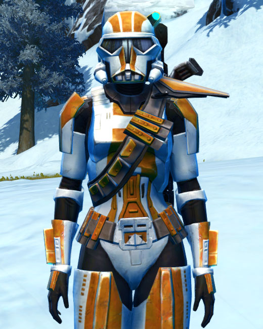 TD-17A Colossus Armor Set Preview from Star Wars: The Old Republic.