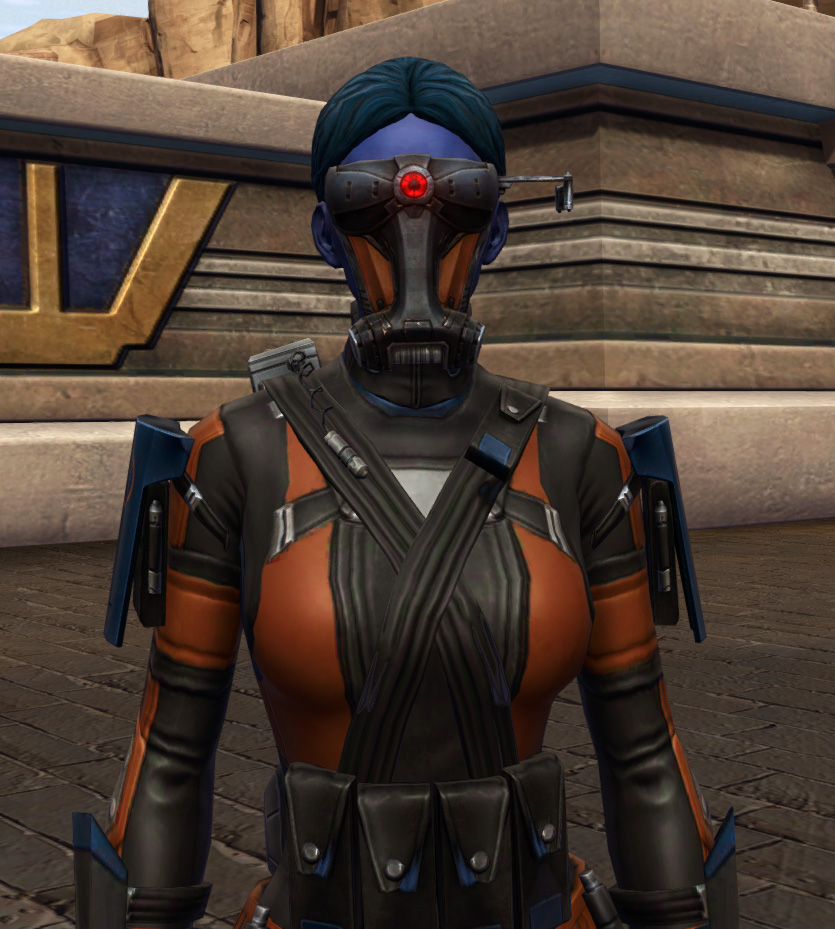 Probe Tech Armor Set from Star Wars: The Old Republic.