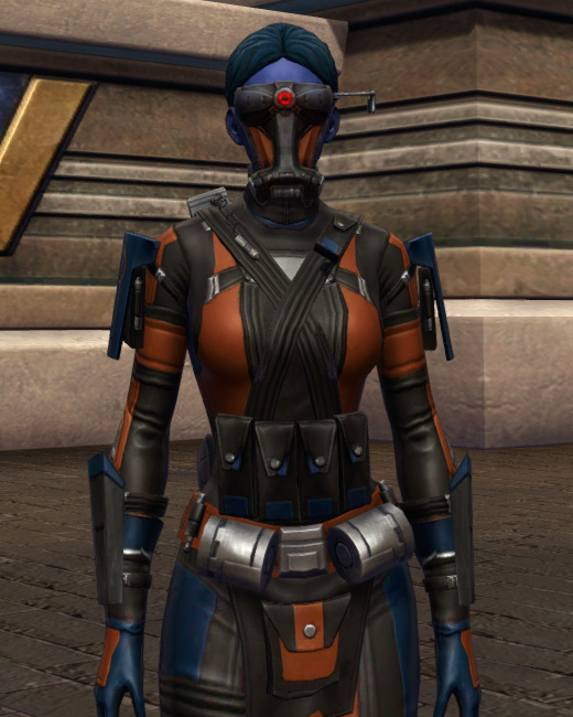 Probe Tech Armor Set Preview from Star Wars: The Old Republic.
