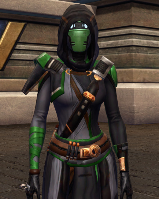 Quick Thinker Armor Set Preview from Star Wars: The Old Republic.