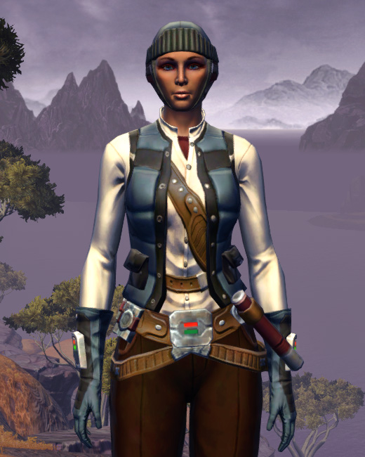RD-07A Spider Armor Set Preview from Star Wars: The Old Republic.