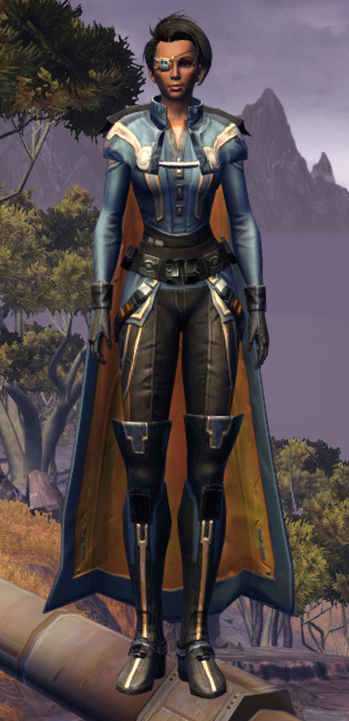 RD-07A Viper Armor Set Outfit from Star Wars: The Old Republic.