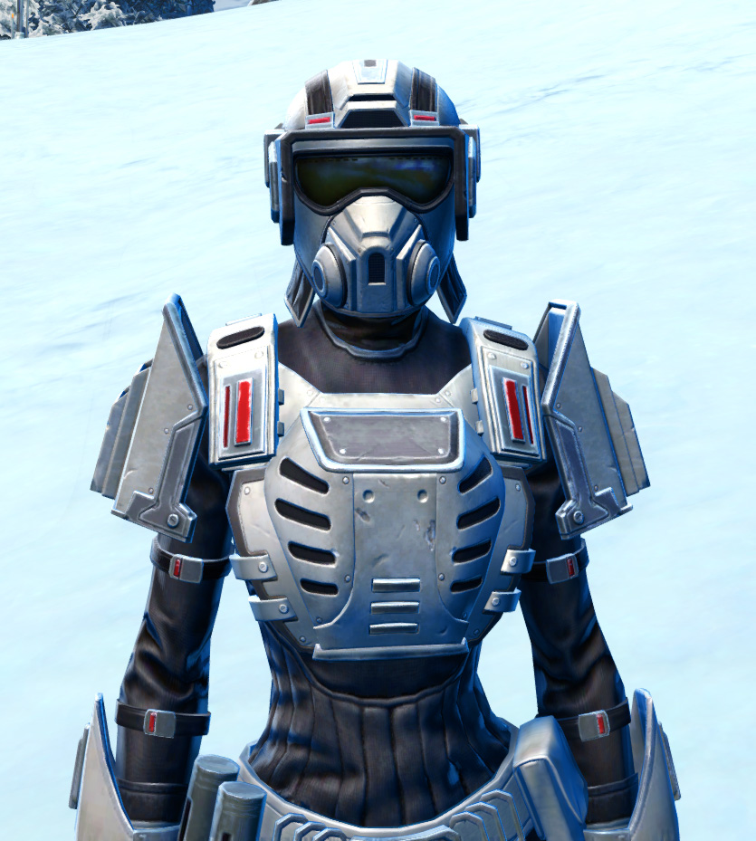 Recon Trooper Armor Set from Star Wars: The Old Republic.