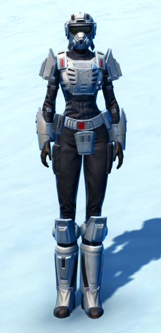 Recon Trooper Armor Set Outfit from Star Wars: The Old Republic.