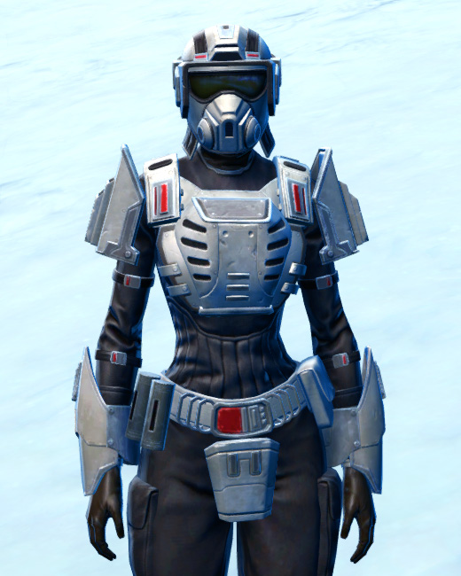 Recon Trooper Armor Set Preview from Star Wars: The Old Republic.
