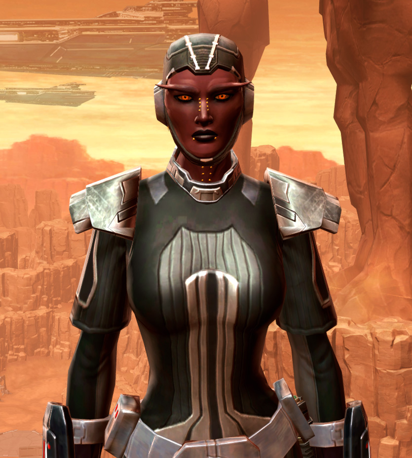 Reinforced Battle Armor Set from Star Wars: The Old Republic.