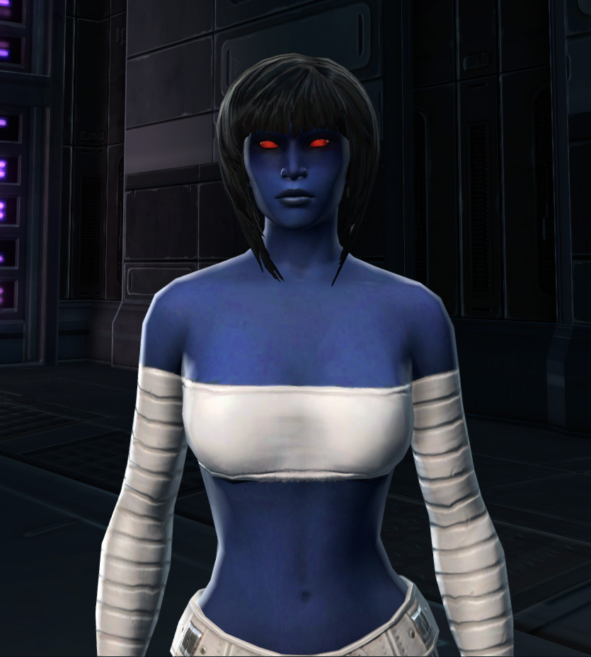 Relaxed Uniform Armor Set from Star Wars: The Old Republic.