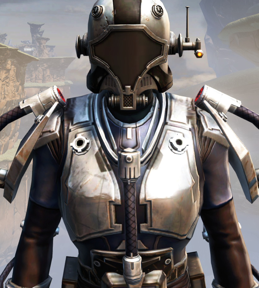 Remnant Dreadguard Bounty Hunter Armor Set from Star Wars: The Old Republic.