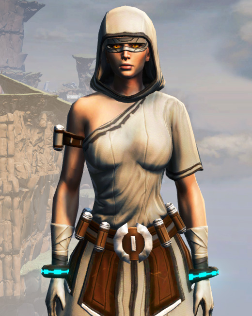 Remnant Dreadguard Consular Armor Set Preview from Star Wars: The Old Republic.