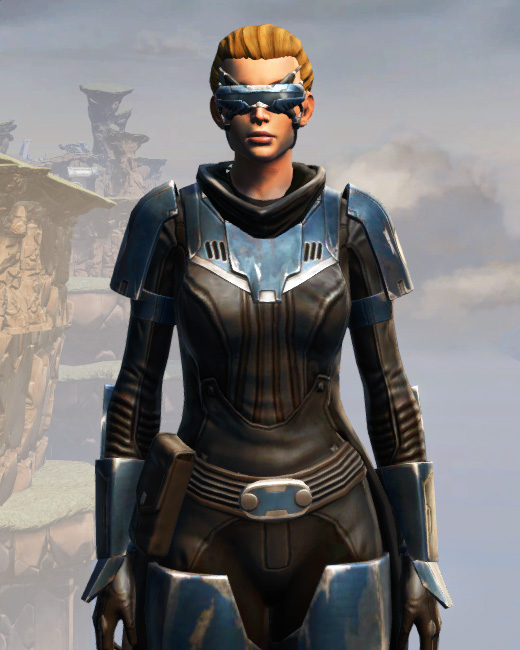 Remnant Resurrected Knight Armor Set Preview from Star Wars: The Old Republic.