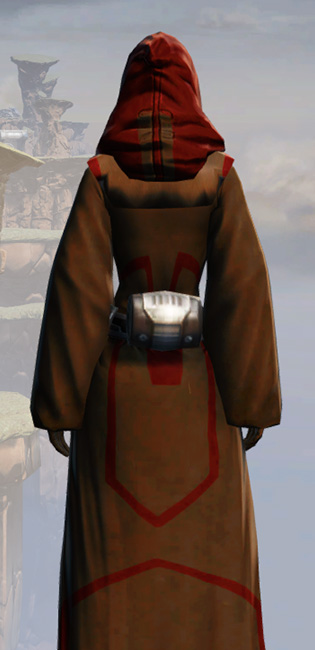 Remnant Yavin Knight Armor Set player-view from Star Wars: The Old Republic.