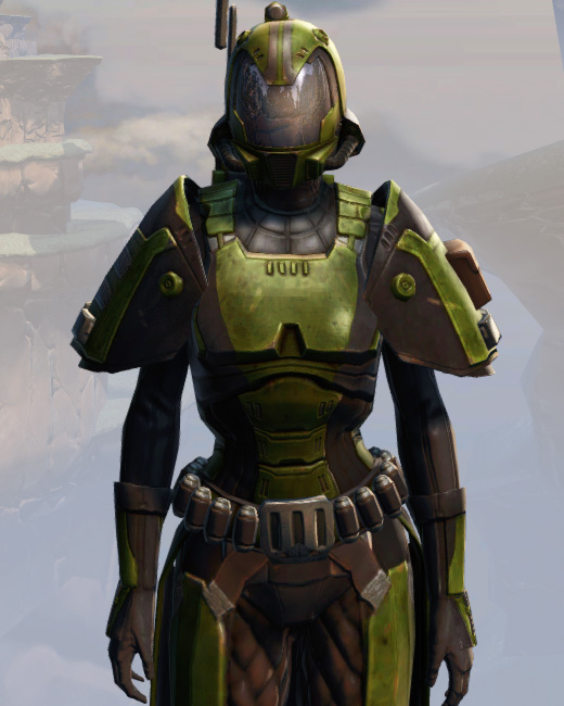 Remnant Yavin Trooper Armor Set Preview from Star Wars: The Old Republic.
