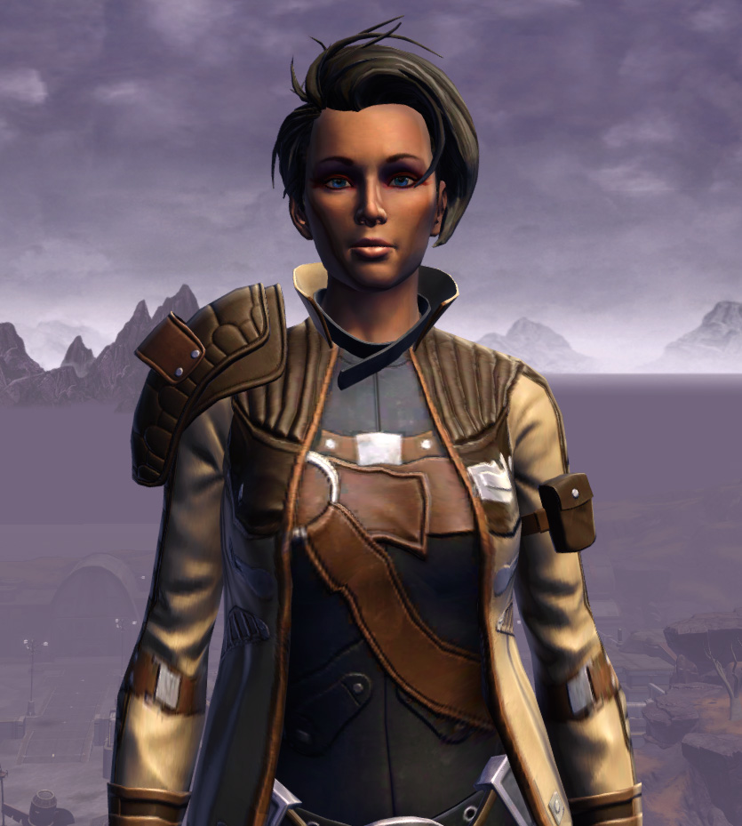 Renowned Duelist Armor Set from Star Wars: The Old Republic.