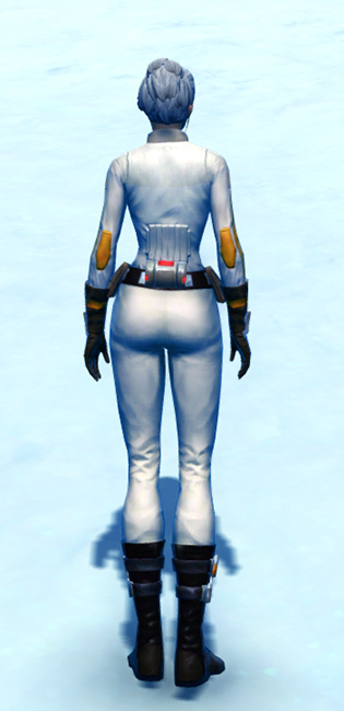 Republic Trooper Armor Set player-view from Star Wars: The Old Republic.