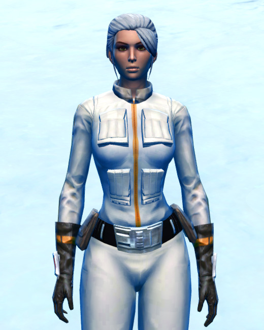 Republic Trooper Armor Set Preview from Star Wars: The Old Republic.