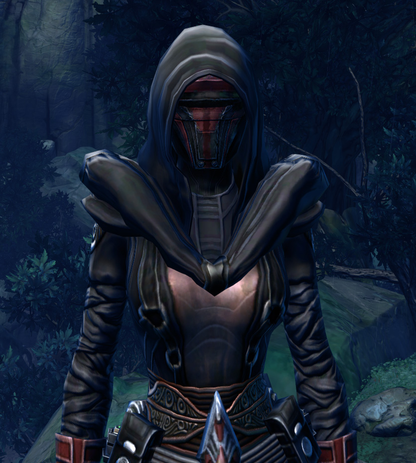 Armor of Darth Revan Armor Set from Star Wars: The Old Republic.
