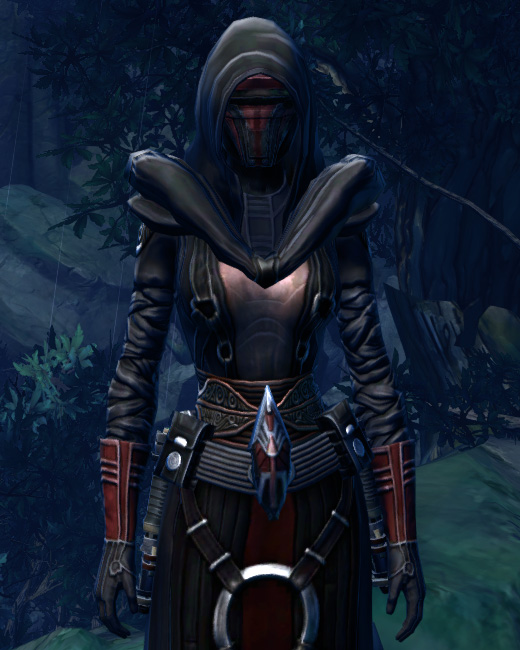 Armor of Darth Revan Armor Set Preview from Star Wars: The Old Republic.