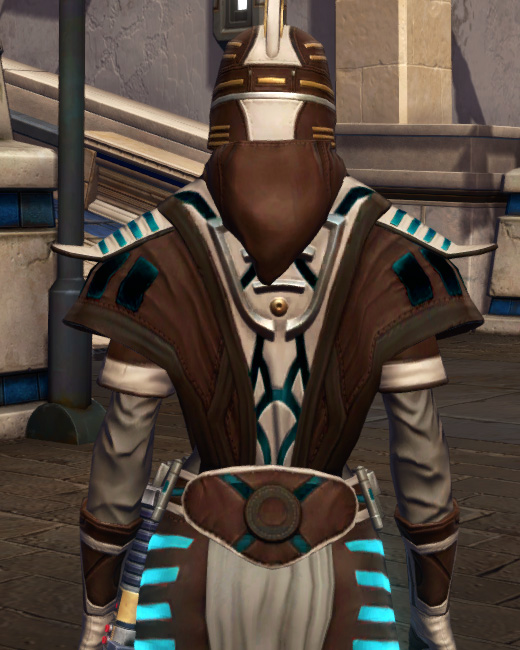 Revitalized Mystic Armor Set Back from Star Wars: The Old Republic.